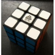 Type C V WitYou v2 3x3x3 Magic Cube Black