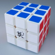 DaYan 3 LingYun 2nd Generation 3x3x3 Magic Cube White