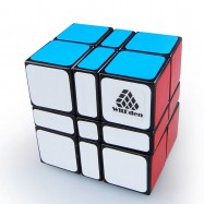WitEden 3x3x2 332 Camouflage Speed Cube Magic Cube Black