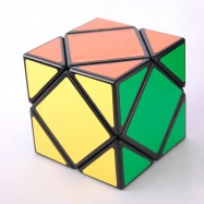 ShengShou Skewb Magic cube Black  Pre Sale