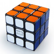 Maru 3x3 Tiny 3cm Speed Cube Black