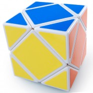 ShengShou Skewb Magic cube White  Pre Sale