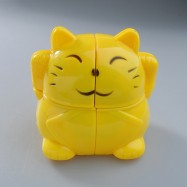 YJ Zhaocai Cat Cube Christmas Gift Chinese Cat Style